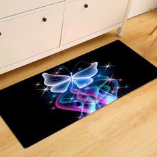 butterfly, doormat, Bathroom, Home Decor