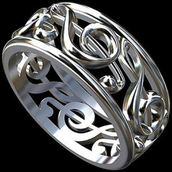 Gifts, Wedding Accessories, Silver Ring, 925 silver rings