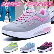 Sneakers, Waterproof, Platform Shoes, leather shoes