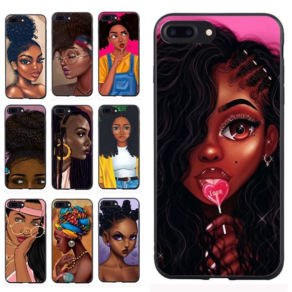 Samsung phone case, case, blackgirl, Fashion