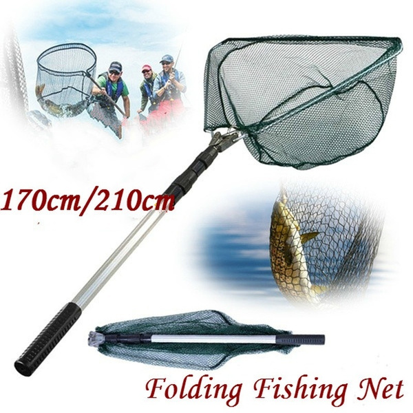 telescopicfishingnet, Fish Net, Tool, Fishing Tackle