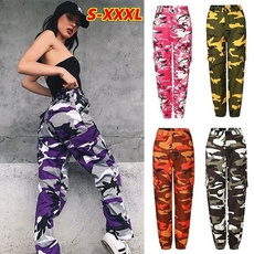 Women Pants, Fashion, Combat, Casual pants