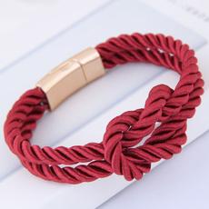 Charm Bracelet, Rope, Fashion, Jewelry
