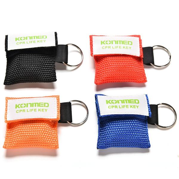 Keys, transparentmask, nylonkeychainbag, shield