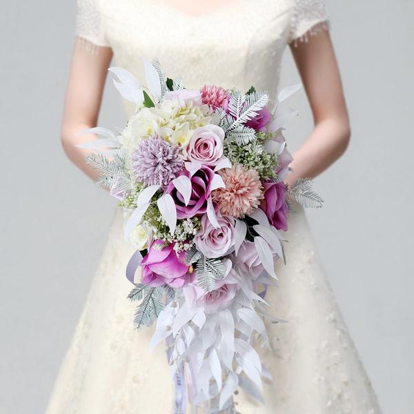 Lily bouquet de mariée
