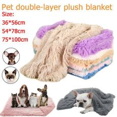 Fleece, Pet Bed, Pets, plushblanket