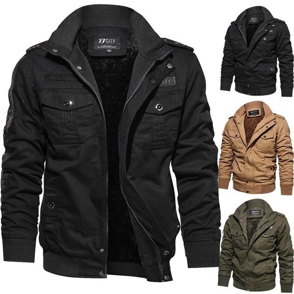 Jacket, Cotton, Fashion, Coat