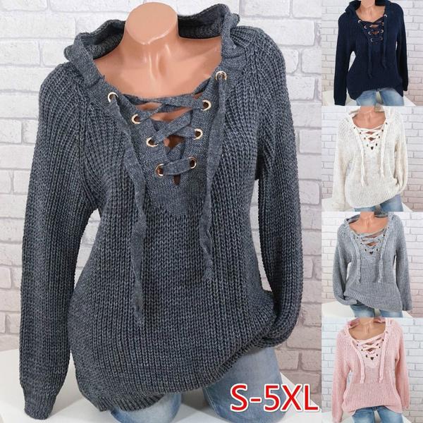 cute, Women Sweater, Lace, pullover sweater