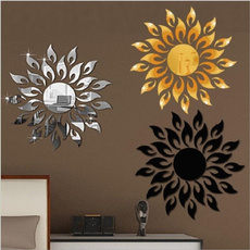sunflowermirror, Family, Home Decor, Sunflowers