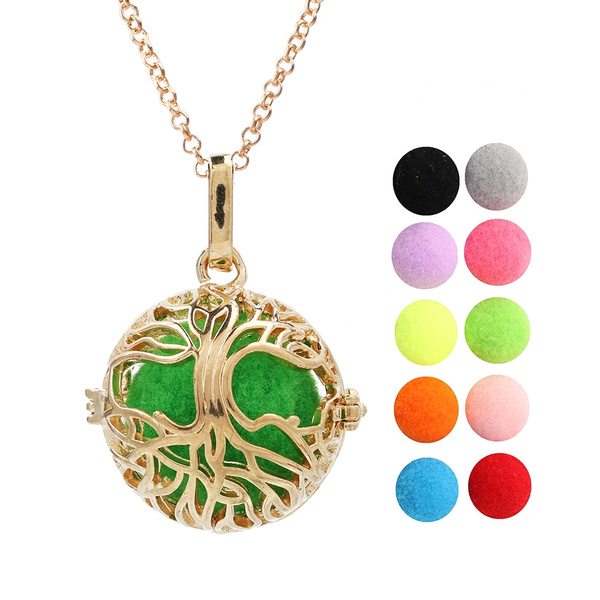 Jewelry, gold, perfumenecklace, bolanecklace