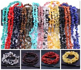 tigerseye, Natural, Jewelry, garnet
