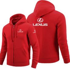 lexu, hooded, Winter, fleecel