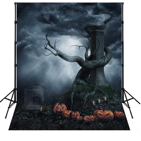 photographybackground, Magic, fairy, halloweenphotographybackdrop