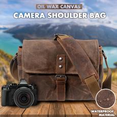mencanvasbag, photobackpack, DSLR, Waterproof