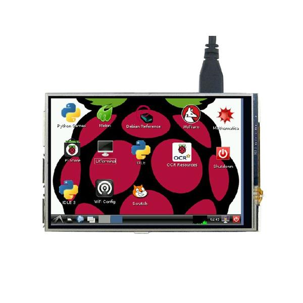 35inchscreen, raspberrypidisplay, lcd, displaymodule