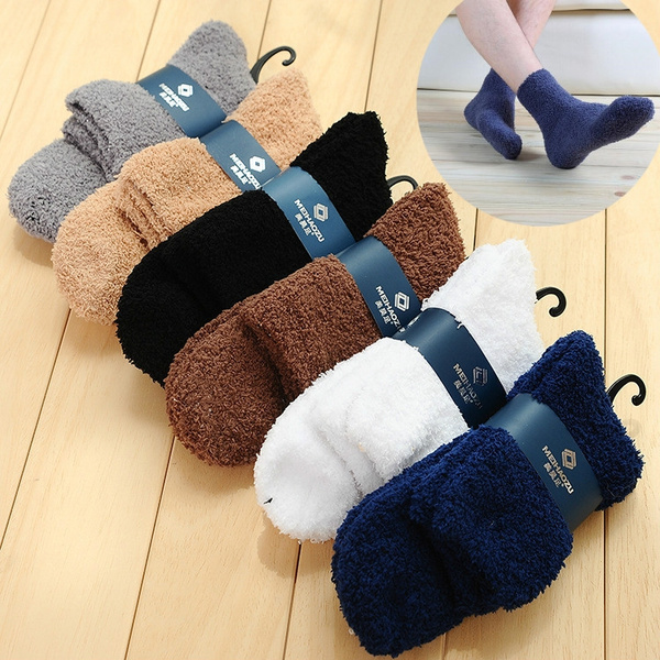 Slippers, Fleece, middletubesock, homeampoffice