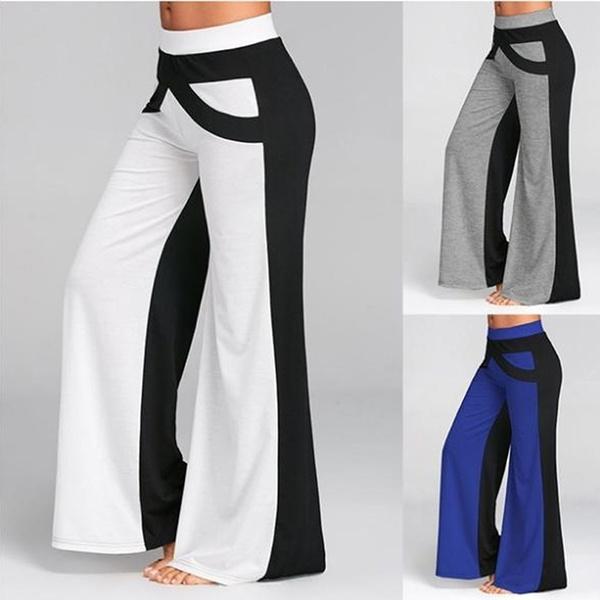 Women, Polyester, Fashion, casualtrouser