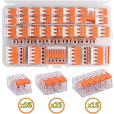 Box, electriccable, pctconnector, buttconnector