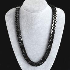 Heavy, Steel, mens necklaces, 316lstainlesssteelchain