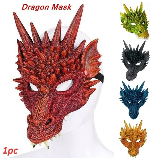 dragoncostume, 3ddragonmask, Gifts, Carnival