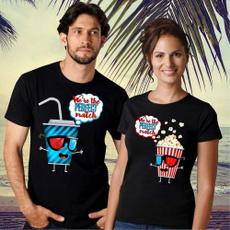 Funny, hisandhersshirt, Funny T Shirt, Cotton T Shirt