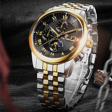 automaticmechanicalwatch, teviseautomaticwatch, business watch, Waterproof
