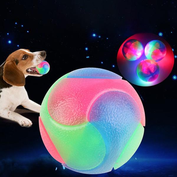 petaccessorie, dogsrubberball, flashingball, flashinglightball
