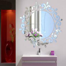 selfadhesive, Crystal, Home & Living, Wall Decal