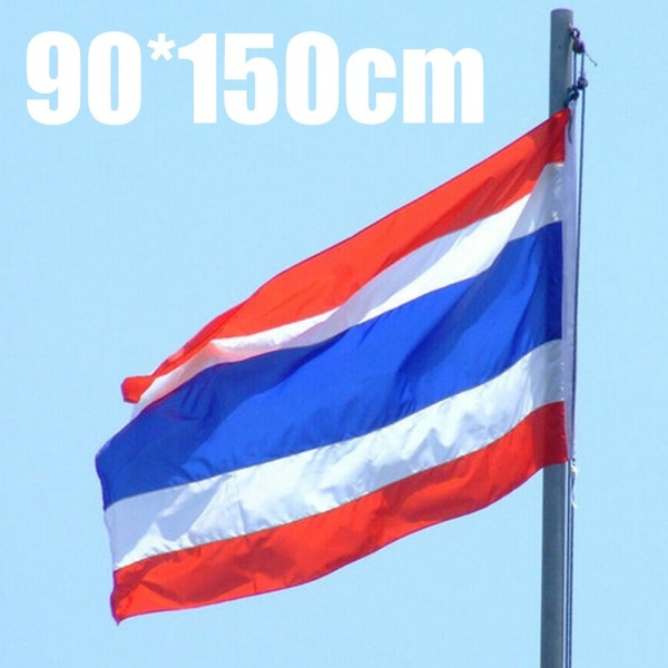 polyesterthailandflag, Polyester, worldflag, nationalflag
