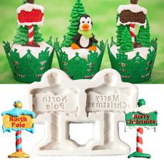 Baking, Christmas, cakedecorationtool, chocolatemold