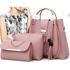 bag3set, Shoulder Bags, Leather Handbags, Bags