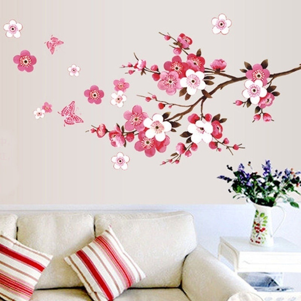 art, Home Decor, cherryblossom, Tree
