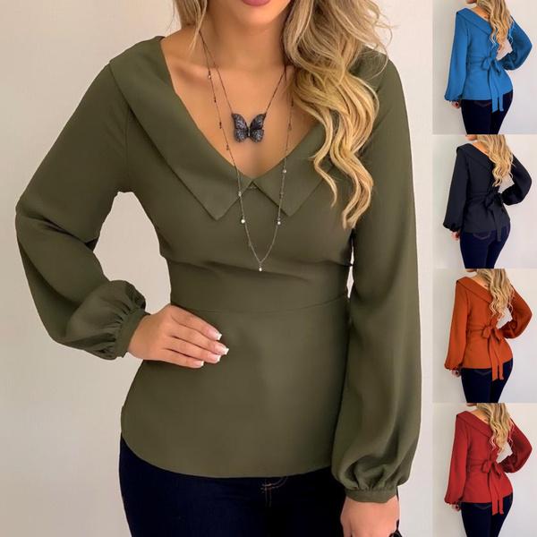 blouse, Plus Size, Tank, Necks