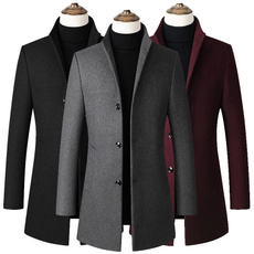 Casual Jackets, Fleece, cottonjacket, Coat