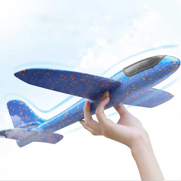 Foam Plane Glider Toy DIY Hand Throw Flying Glider Planes Toys for Children  Aeroplane Model Party Game | Wish