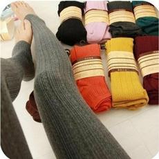 Leggings, Fashion, stripedlegging, Winter