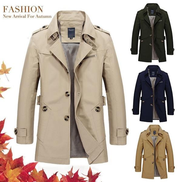 menovercoat, Casual Jackets, Fashion, businessjacket
