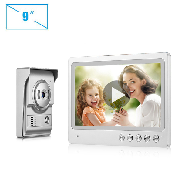 Video, wireddoorbell, Door, videodoorphone
