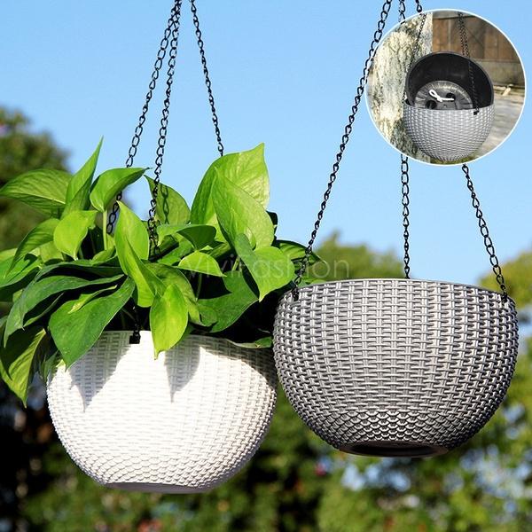 hangingflowerpot, hangingbasket, Home Decor, plantbasket