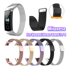 Steel, Stainless, Stainless Steel, huaweihonorband4