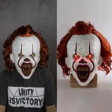 Cosplay, clownmask, Cosplay Costume, Horror