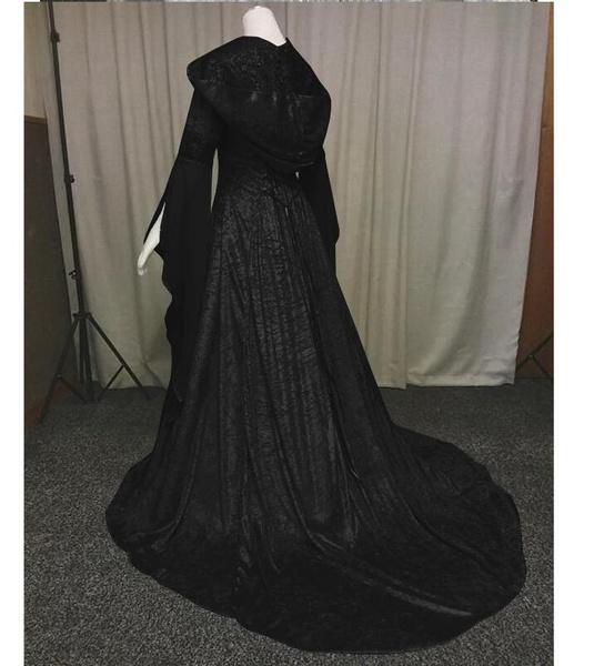 Goth, princessvictoriandres, Medieval, halloweencostumewomen