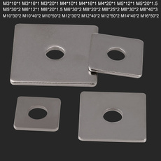 Steel, squarewasher, Stainless Steel, Stainless