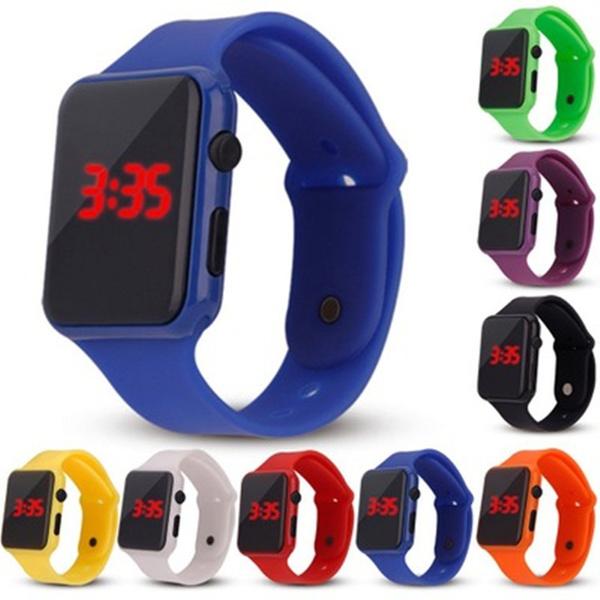 LED Watch, Fashion, led, Gifts