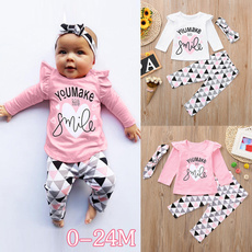 topspantsset, Baby Girl, Fashion, babygirloutfit