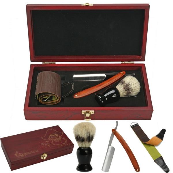 Box, Razor, barbershavingkit, Gifts