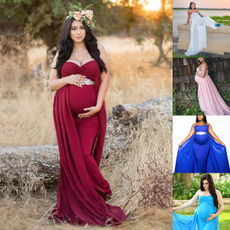 Maternity Dresses, long dress, photographydres, Dress