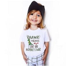 cute, Fashion, Cotton, Shirt