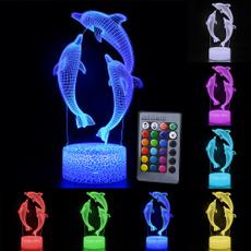 lednightlight, roomlight, colorchangeledtabledesklamp, 3dlednightlight