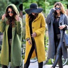 Jacket, cardigan, Winter, Women Blouse